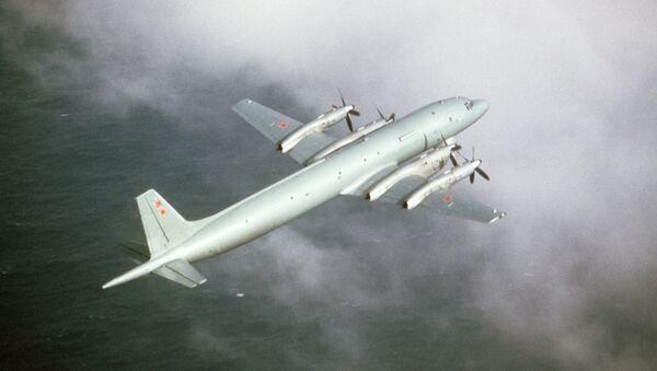 Самолет Ил-38. Архивное фото