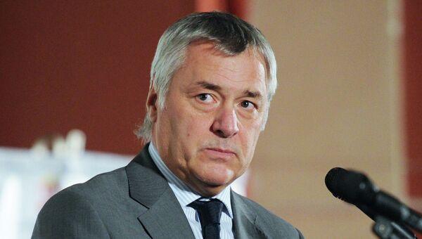 Директор департамента кинематографии Министерства культуры РФ Вячеслав Тельнов