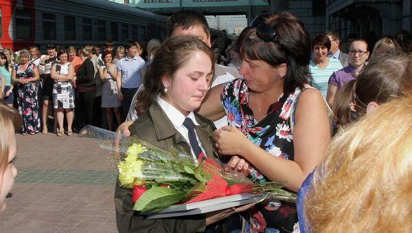 Бригаду потерпевшего крушение поезда Новосибирск-Адлер наградили