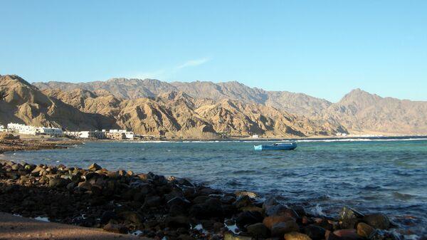 Побережье Красного моря в Египте