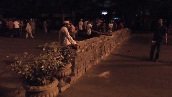 По обе стороны баррикад: ситуация в Каире после отстранения от власти Мурси