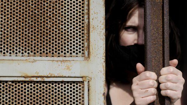 Русские женщины в сексуальном рабстве за границей