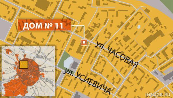 Дом 11 по улице Часовая