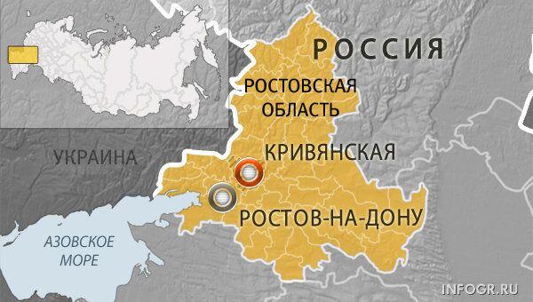 Станица Кривянская Ростовской области