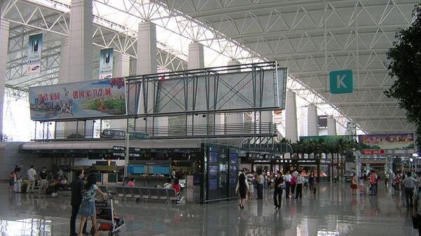 Международный аэропорт Гуанчжоу Байюнь