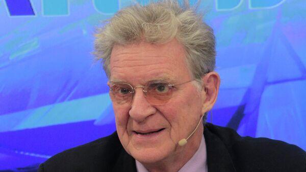 Профессор Колумбийского университета, писатель и глава Тибетского Дома в Нью-Йорке Роберт Турман