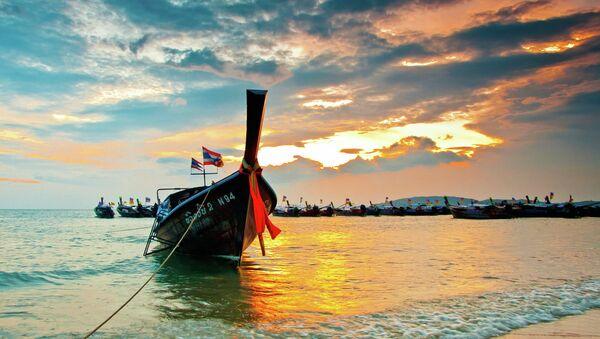 Побережье Таиланда.Архивное фото