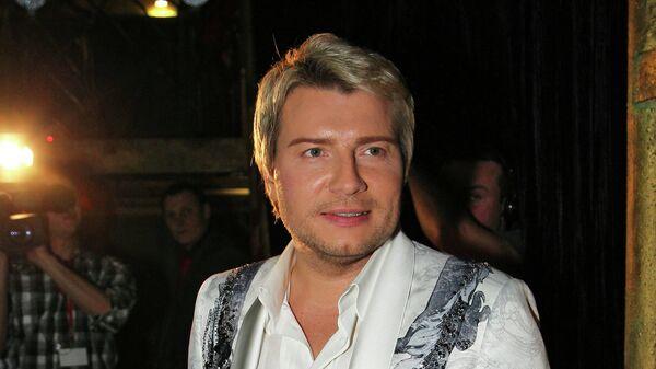 Певец Николай Басков. Архивное фото