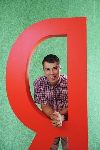 Один из основателей компании Яндекс Илья Сегалович