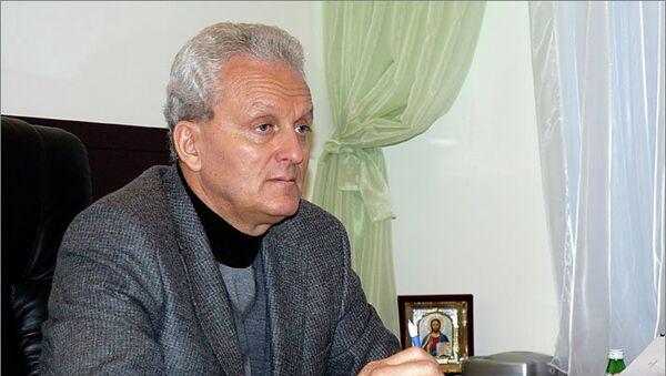 Мэр Феодосии Александр Бартенев