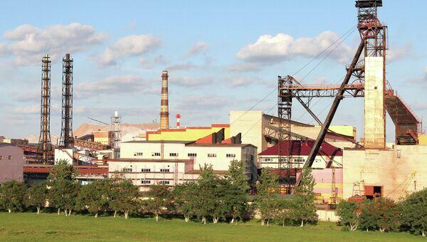 Предприятие Беларуськалий в Солигорске