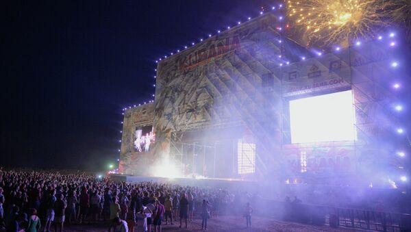 Фестиваль Кубана. Архивное фото