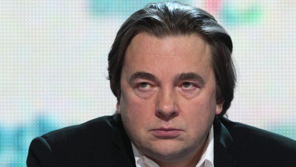 Генеральный директор Первого канала Константин Эрнст. Архивное фото