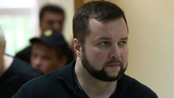 Бывший сотрудник МВД Максим Каганский. Архивное фото