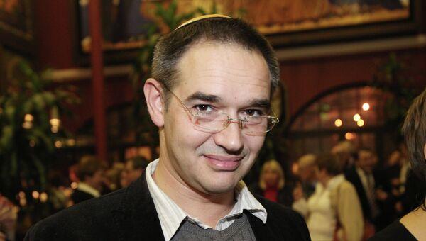 Антон Носик. 2009 год