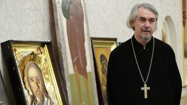 Протоиерей Владимир Вигилянский. Архивное фото