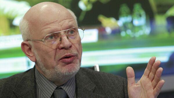Глава президентского Совета по правам человека (СПЧ) Михаил Федотов. Архивное фото