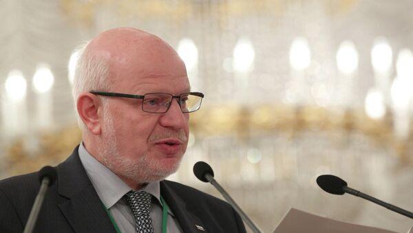 Михаил Федотов, архивное фото