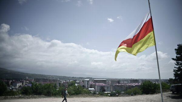 Пятая годовщина трагических событий в Южной Осетии. Архивное фото