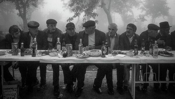 Свадебный обряд в дагестанском поселке Кубачи