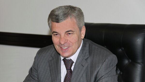 Глава Кабардино-Балкарии Арсен Каноков, архивное фото