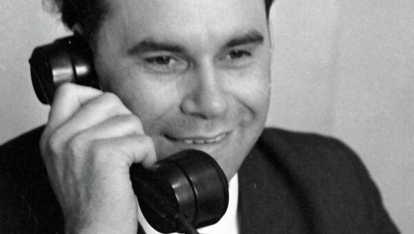 Журналист Василий Михайлович Песков