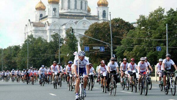 Велопробег Спорт во благо