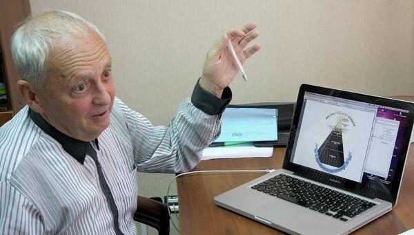 Доктор физико-математических наук Александр Долгов