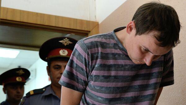 Хамовнический суд арестовал Илью Калашникова