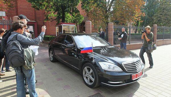 Ситуация вокруг ареста директора Уралкалия В. Баумгертнера
