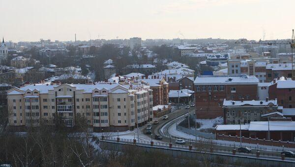 Вид на Томск. Архивное фото