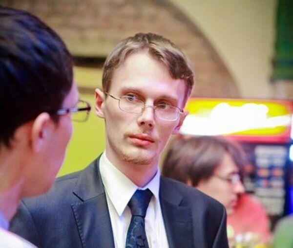 Алексей Волынцев - еще один кандидат на пост мэра Томска