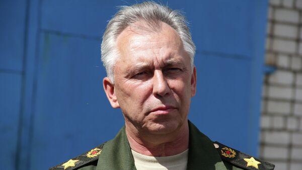 Замминистра обороны РФ Аркадий Бахин