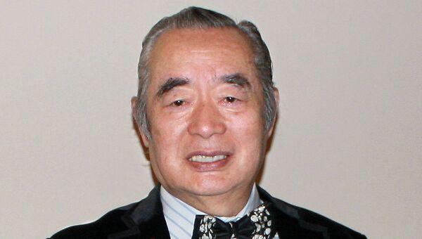 Японский изобретатель Есиро Накамацу