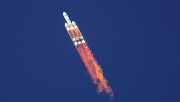 США запустили на орбиту разведывательный спутник