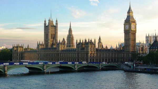 Вестминстерский дворец, архивное фото