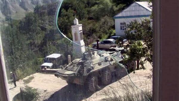 Боевик обстрелял силовиков в Дагестане и скрылся