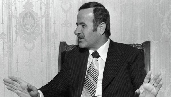 Хафез Асад. Архив