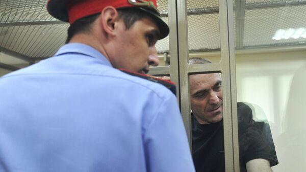 Слушания по делу о взрыве на рынке Владикавказа, архивное фото
