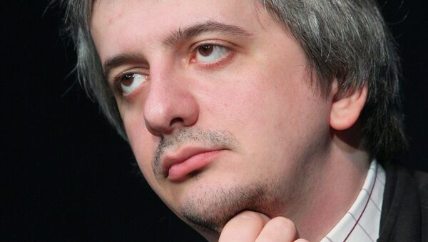Режиссер Константин Богомолов, архивное фото