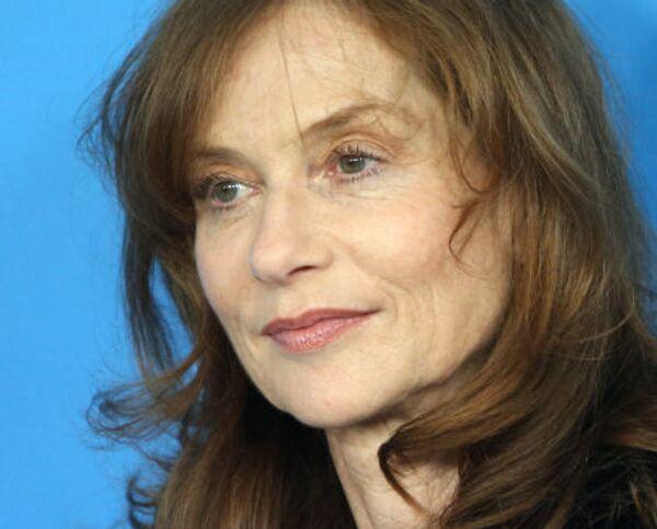 Актриса Изабель Юппер. Архивное фото