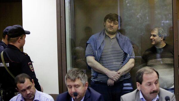 Слушания по делу задержанных с оружием на Кутузовском проспекте