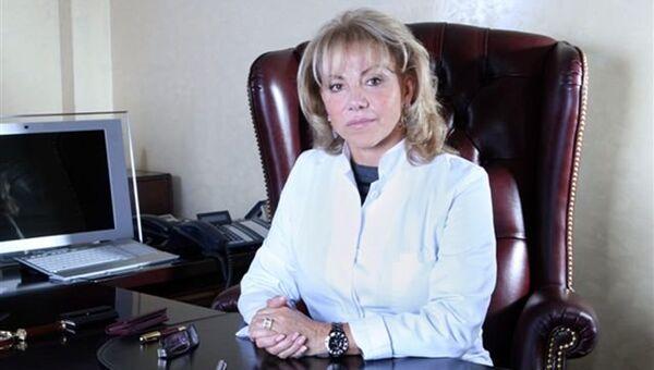 Главный дерматовенеролог и косметолог Минздрава РФ Анна Кубанова