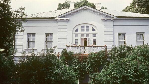 Государственный музей-усадьба Л.Н.Толстого Ясная Поляна. Архивное фото