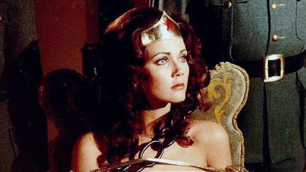 Кадр из сериала Чудо-женщина 1975 – 1979