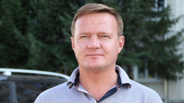 Руководитель Федерального дорожного агентства Роман Старовойт. Архивное фото
