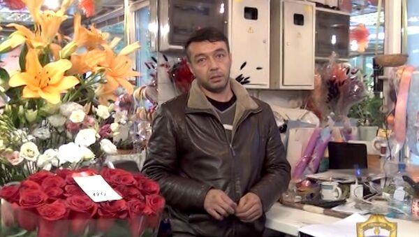 Очевидец рассказал о взрыве в торговой палатке у метро Царицыно в Москве