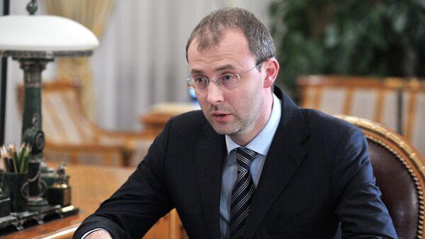 Губернатор Чукотки Роман Копин. Архивное фото