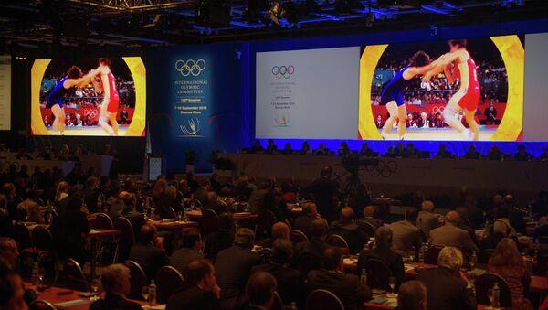 Утверждение программы летних Олимпийских игр 2020 и 2024. Архивное фото