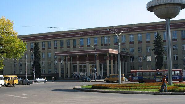 Воронежский государственный университет. Архивное фото
